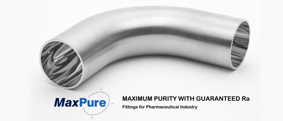 pharmacuitical grade pipe fitting